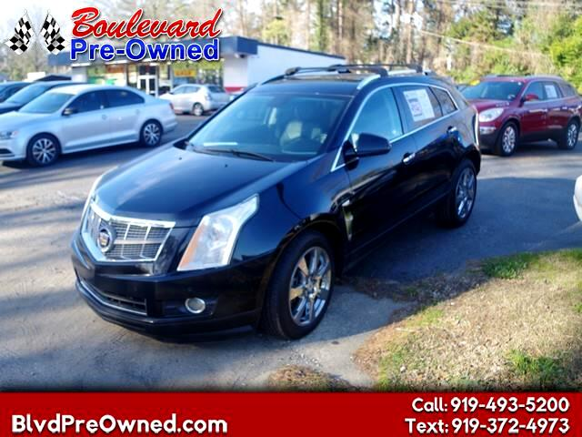 Cadillac SRX FWD 4dr Premium Collection 2010
