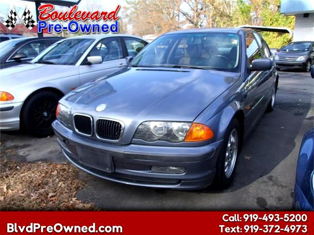 1999 BMW 3-Series 323I 4dr Sdn