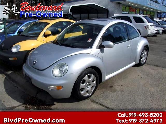 2002 Volkswagen New Beetle 2dr Cpe GLS TDI Auto