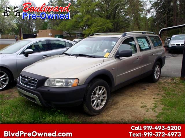 2005 Volvo XC70 2.5L Turbo AWD w/Sunroof