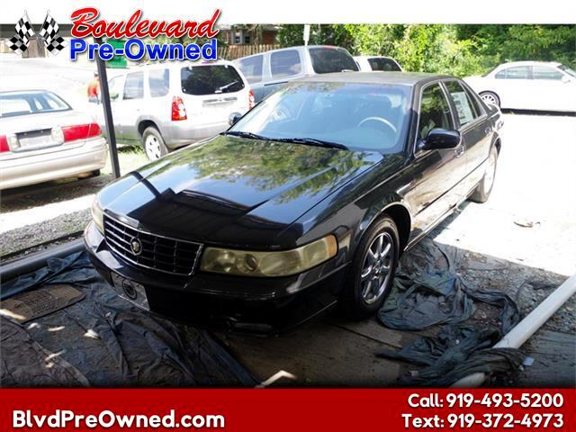 2002 Cadillac Seville 4dr Luxury Sdn SLS