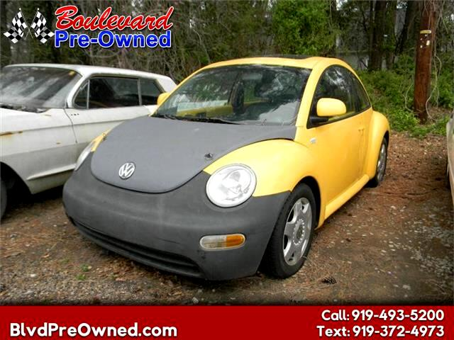 2000 Volkswagen New Beetle 2dr Cpe GLS Turbo Auto