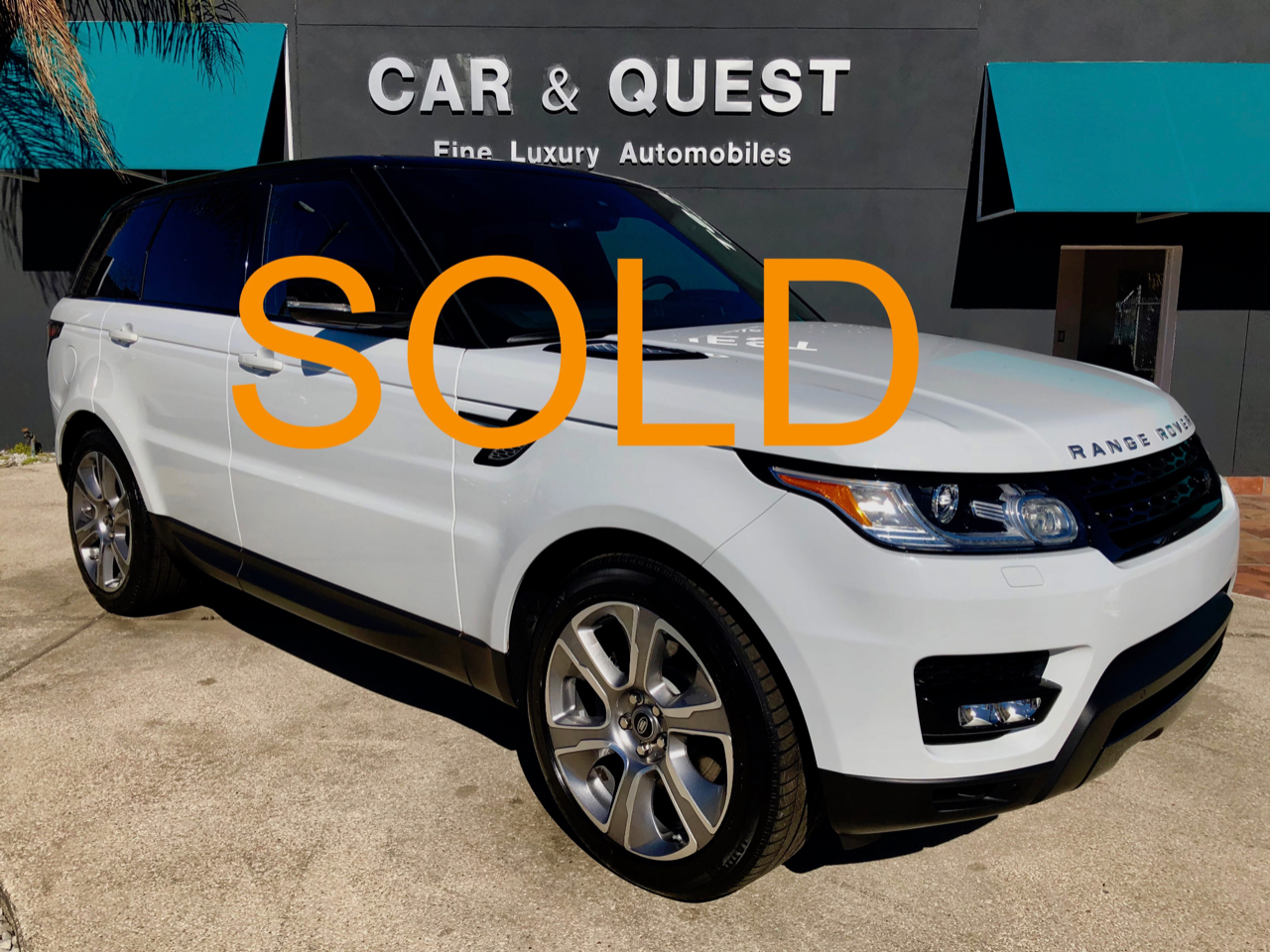 2015 Land Rover Range Rover Sport HSE Dynamic