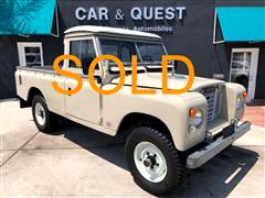 1975 Land Rover Series II