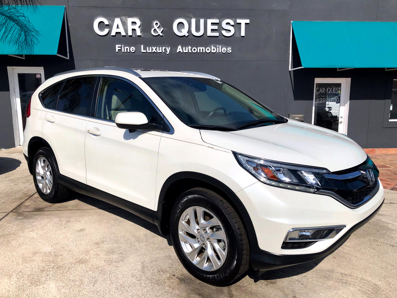 Honda CR-V EX-L 2WD with Navigation 2016