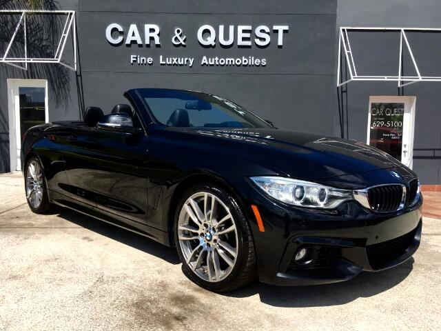 2014 BMW 4-Series 428i convertible M sport