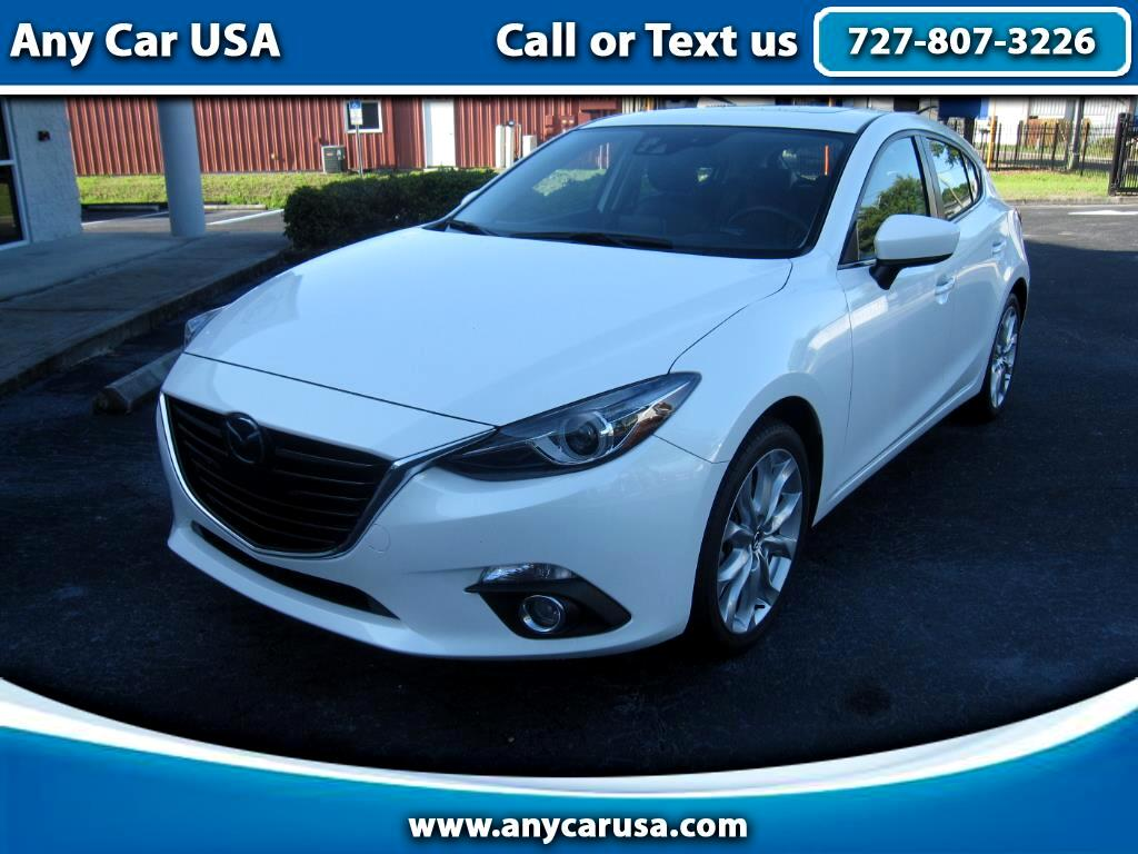 2015 Mazda MAZDA3 s Grand Touring AT 5-Door