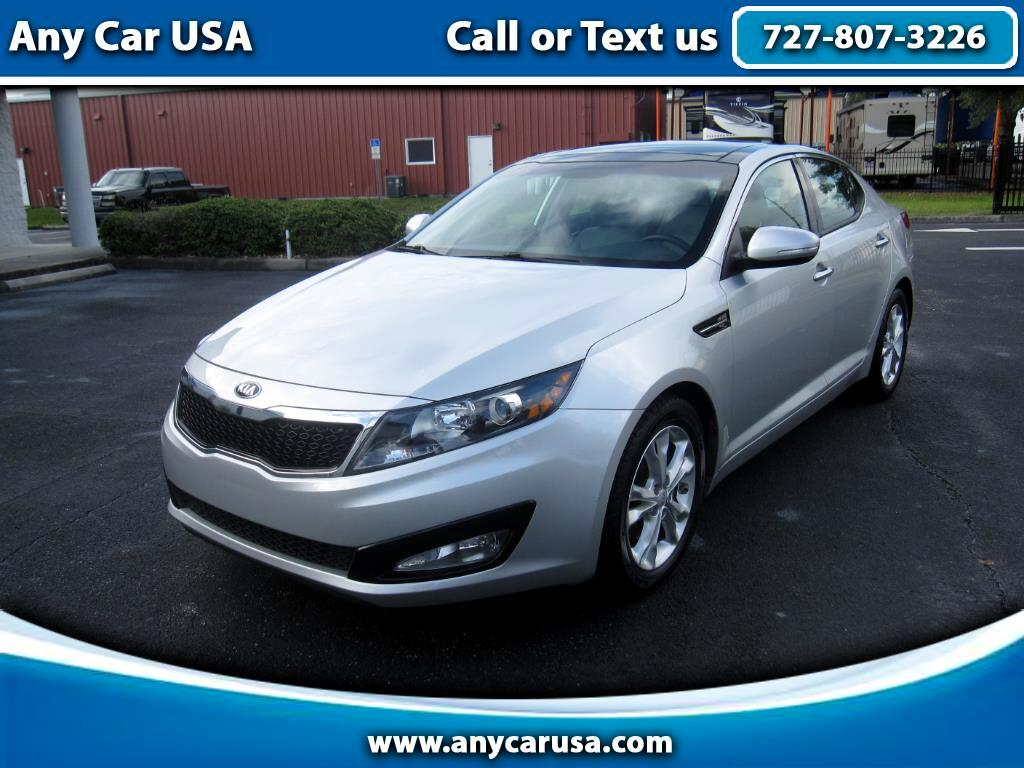 2013 Kia Optima EX GDI