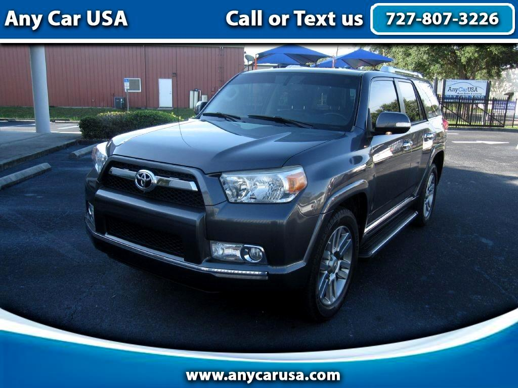2013 Toyota 4Runner Limited 2WD V6