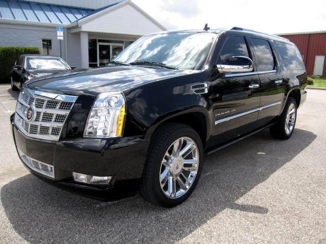 2012 Cadillac Escalade ESV 2WD Platinum