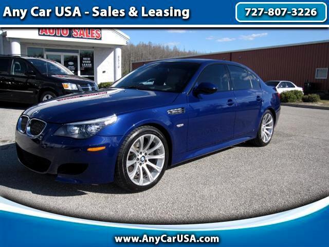 2010 BMW M5 M5 SPORT SEDAN