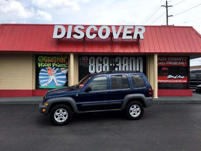 2005 Jeep Liberty Rocky Mountain Edition 4WD