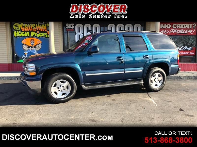 2006 Chevrolet Tahoe 4dr 1500 4WD LT