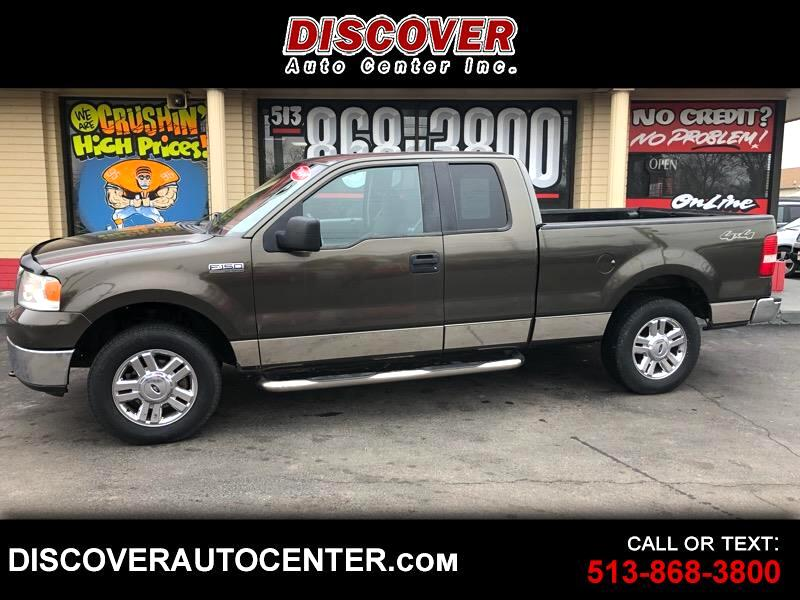 "2008 Ford F-150 4WD SuperCab 133"" STX"