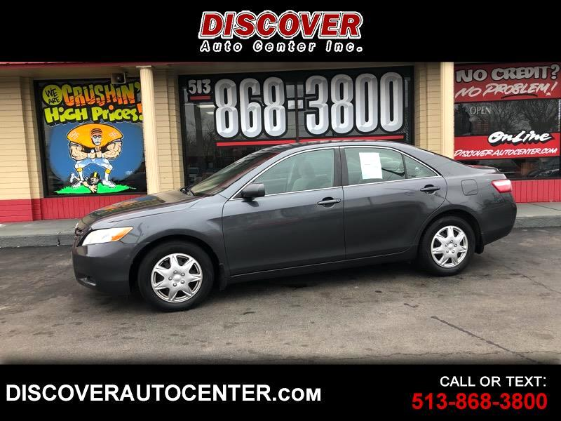 buy here pay here 2007 toyota camry 4dr sdn i4 manual ce natl for sale in hamilton oh 45011. Black Bedroom Furniture Sets. Home Design Ideas