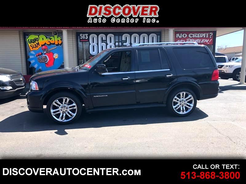 2006 Lincoln Navigator 4dr 4WD Luxury