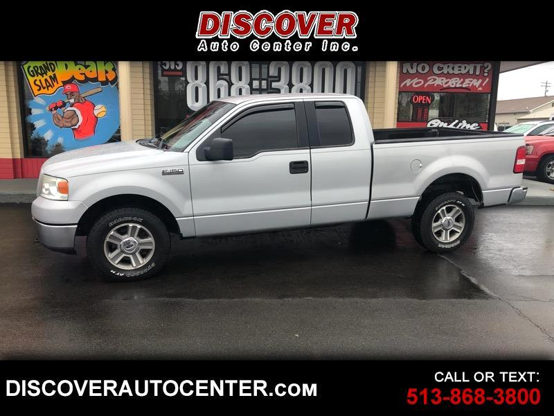 "2006 Ford F-150 Supercab 133"" XLT 4WD"