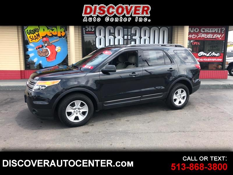 2013 Ford Explorer 4WD 4dr Base