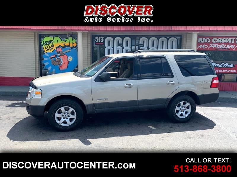 2007 Ford Expedition 4WD 4dr XLT
