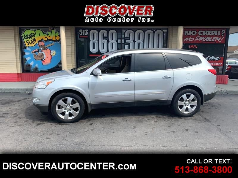 2012 Chevrolet Traverse AWD 4dr LTZ