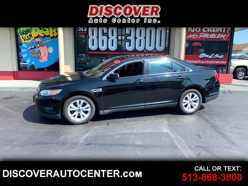 2012 Ford Taurus 4dr Sdn SEL FWD