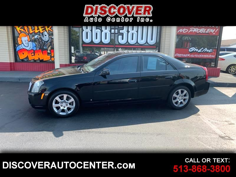2006 Cadillac CTS 4dr Sdn 3.6L