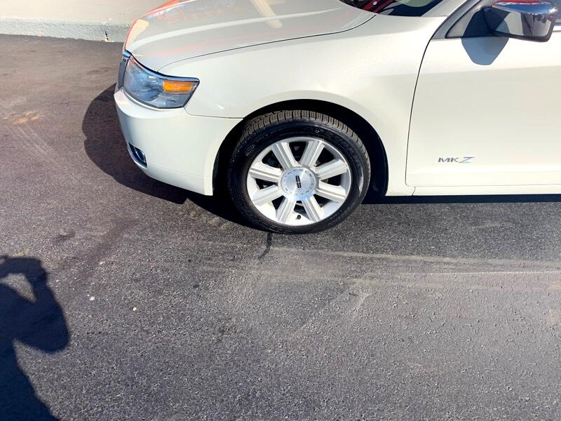 Lincoln MKZ 4dr Sdn AWD 2007