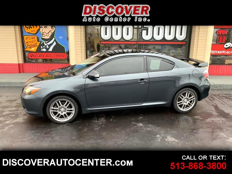 Scion tC 2dr HB Man (Natl) 2009