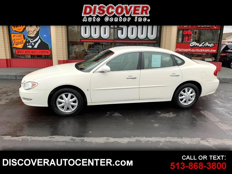 Buick LaCrosse 4dr Sdn CXL 2006