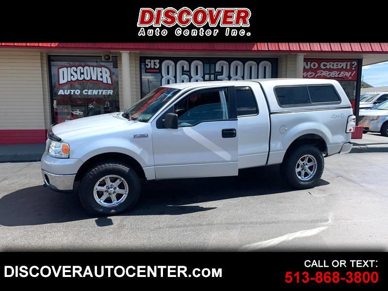 """Ford F-150 Supercab 145"""" Lariat 4WD 2006"""
