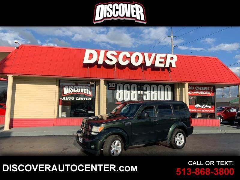 Dodge Nitro 4WD 4dr SXT *Ltd Avail* 2010