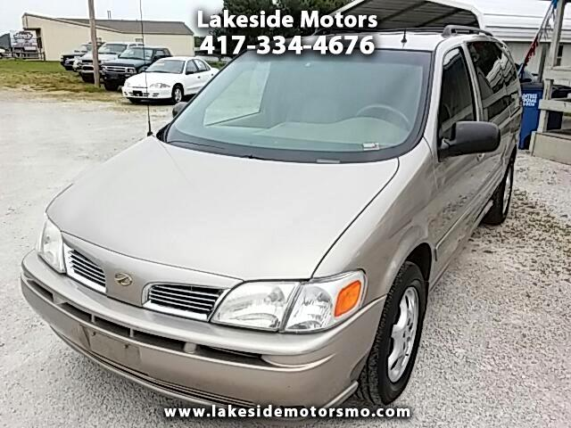 2002 Oldsmobile Silhouette 4dr Mobility GLS