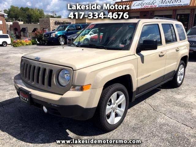 2016 Jeep Patriot FWD 4dr Latitude