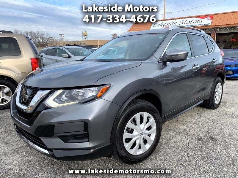 2017 Nissan Rogue 2017 AWD S