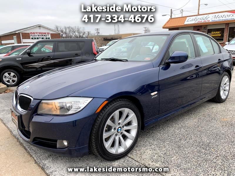 2011 BMW 3 Series XDRIVE LOCAL TRADE. BANK FINANCING