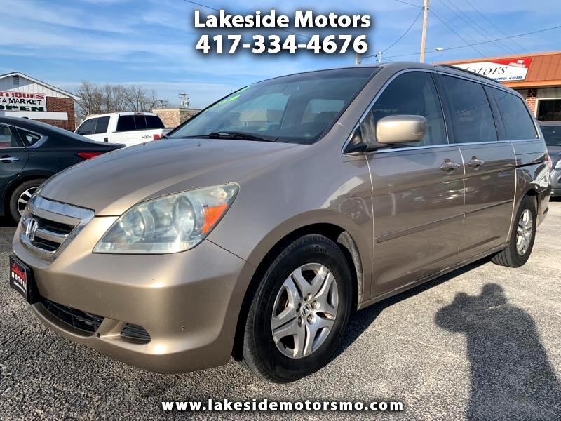 2006 Honda Odyssey Elite