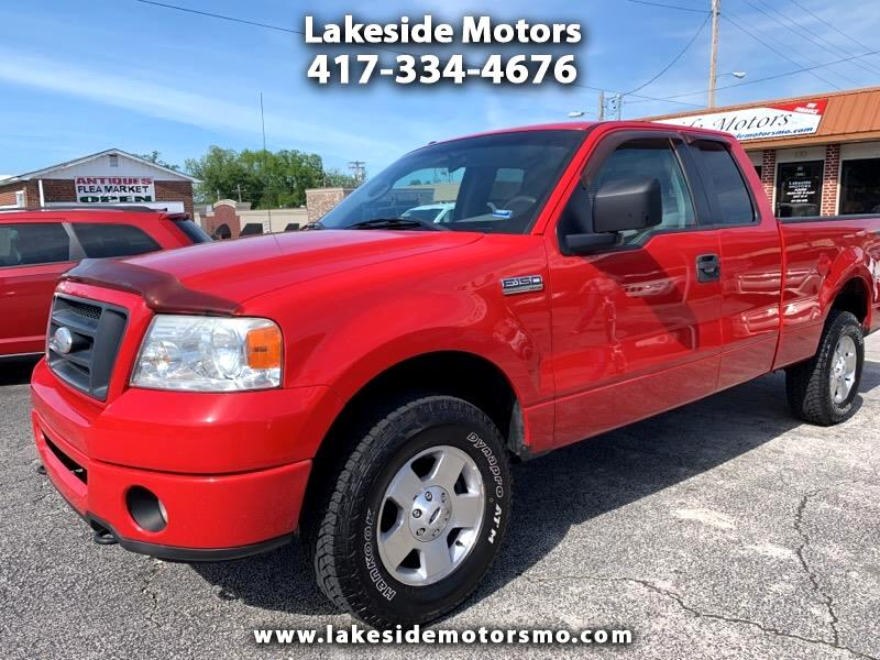 2006 Ford F-150 STX SuperCab 4WD
