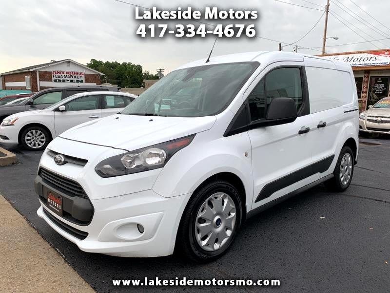 2015 Ford Transit Connect SWB XLT