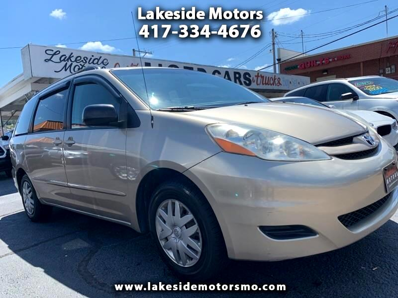 2007 Toyota Sienna 5dr 8-Pass Van I4 LE FWD (Natl)