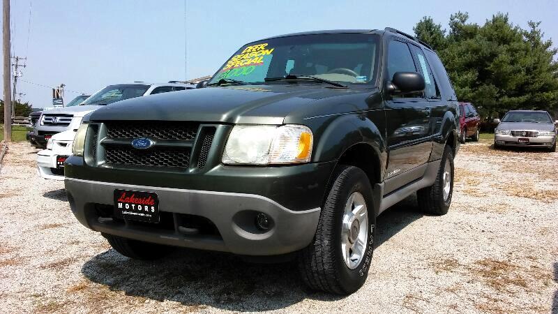 "2002 Ford Explorer Sport 2dr 102"" WB 4WD Premium"