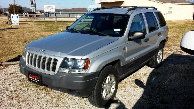 Jeep Grand Cherokee 4dr Laredo 4WD 2004