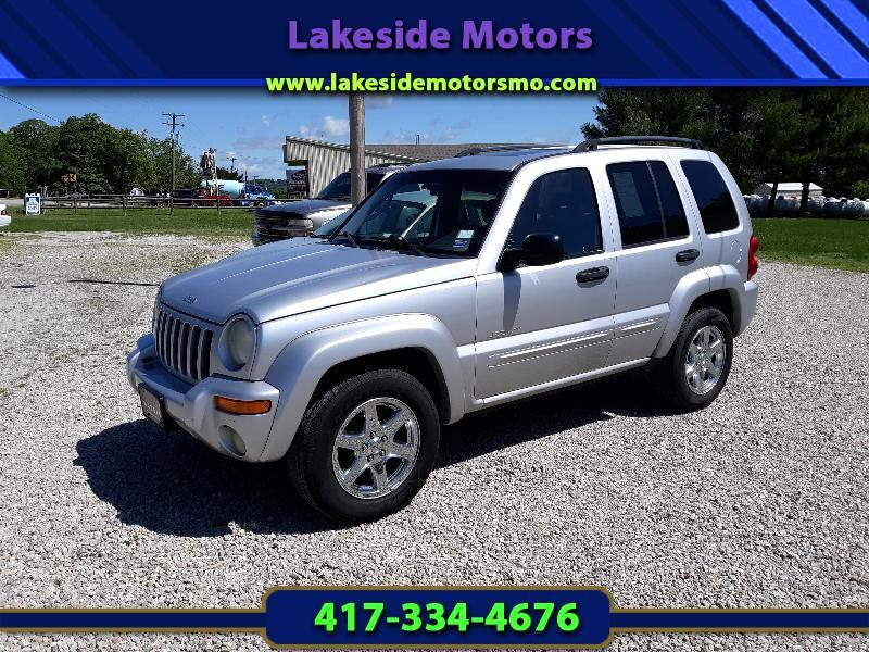 Jeep Liberty 4dr Limited 4WD 2004