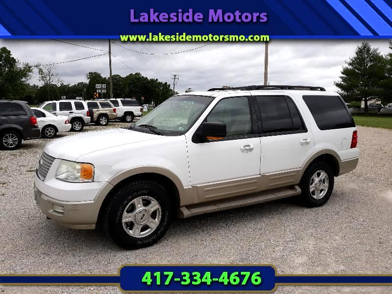 Ford Expedition 5.4L Eddie Bauer 4WD 2005