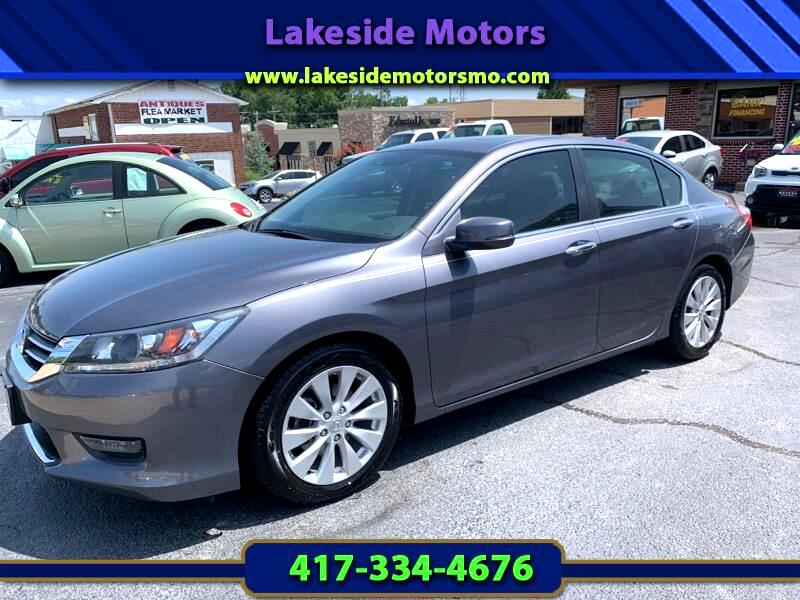 Honda Accord Sedan 4dr I4 CVT EX-L 2015