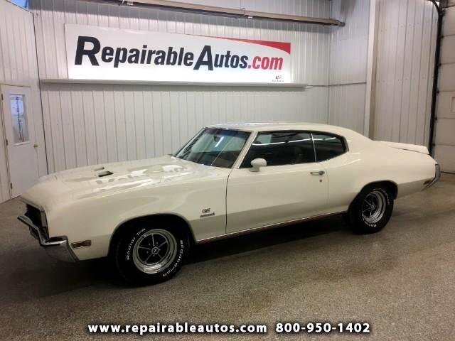 1972 Buick Skylark REPAIRABLE WATER DAMAGE