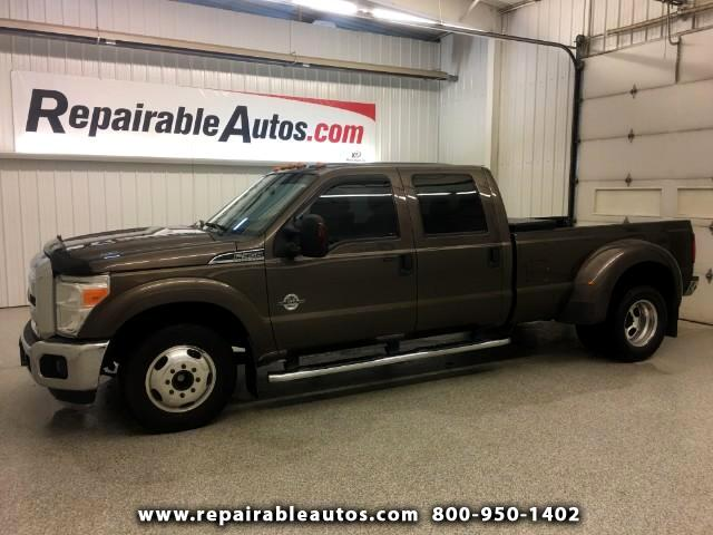 2015 Ford F-350 SD XLT DRW 2WD Repairable Water TX NONREPAIRABLE TITL