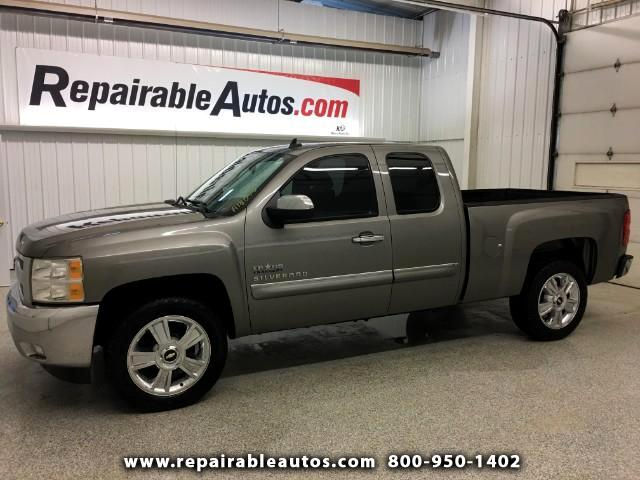 2013 Chevrolet Silverado 1500 LT 2WD Repairable Water Damage-NON REPAIRABLE TITL