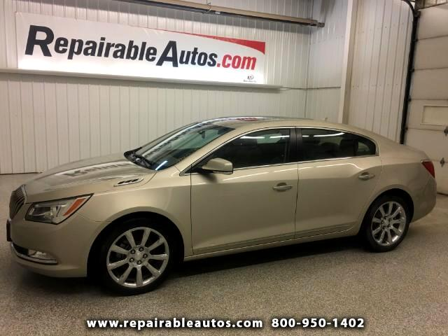 2014 Buick LaCrosse Repairable Water Damage-NON REPAIRABLE TITLE