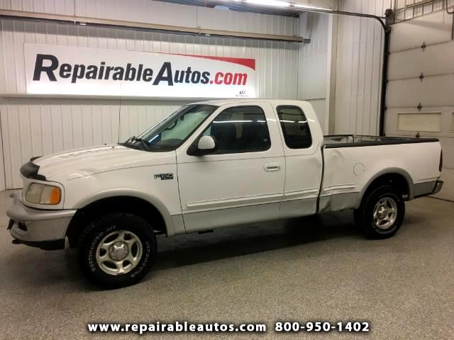 1997 Ford F-150 XLT 4WD Local Trade In