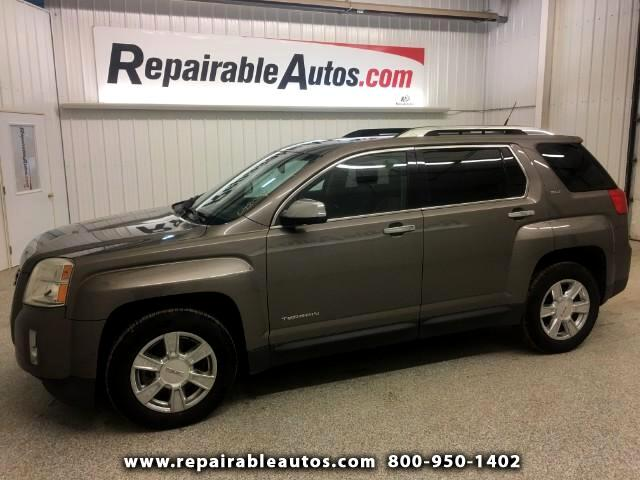 2010 GMC Terrain SLT AWD Repairable Water Damage